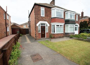 Thumbnail 3 bedroom semi-detached house for sale in Hamilton Grove, Middlesbrough