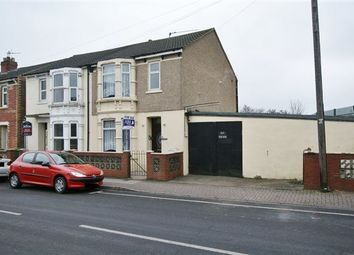 Thumbnail 3 bedroom end terrace house for sale in Knowsley Road, Portsmouth, Hampshire