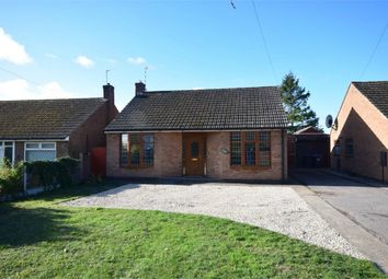 Thumbnail 2 bed detached bungalow for sale in Main Street, Newbold On Avon, Rugby, Warwickshire
