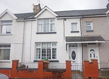 Thumbnail 2 bed terraced house for sale in George Street, Ystrad Mynach