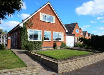Thumbnail 3 bedroom detached house for sale in Belvoir Crescent, Langar, Nottingham