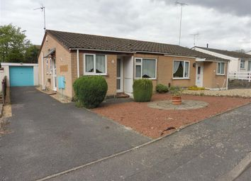 Thumbnail 2 bed semi-detached bungalow for sale in Kingsmill Road, Poole