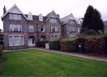 Thumbnail 2 bedroom flat for sale in 41 Queens Road, Aberdeen