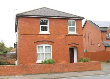 Thumbnail 1 bed flat to rent in Gorsty Lane, Hereford