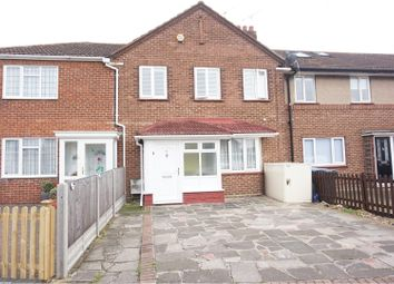 Thumbnail 3 bed end terrace house for sale in Dartford Avenue, London