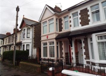 Thumbnail 3 bedroom property for sale in Moorland Road, Cardiff, Caerdydd