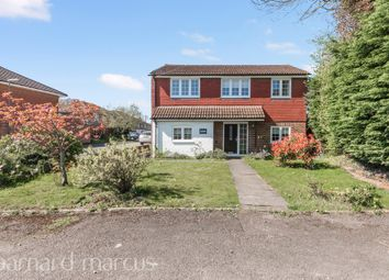 Thumbnail 4 bed detached house for sale in Royal Avenue, Old Malden, Worcester Park