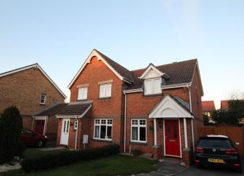 Thumbnail 2 bed semi-detached house to rent in Lavender Way, Bradley Stoke, Bristol