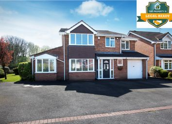 Thumbnail 5 bed detached house for sale in Troon, Amington, Tamworth