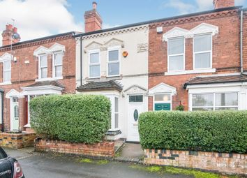 Thumbnail 2 bed terraced house for sale in Silver Street, Kings Heath, Birmingham