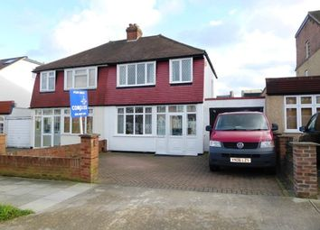 Thumbnail 3 bed semi-detached house for sale in Fircroft Road, Chessington