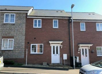 Thumbnail 2 bed terraced house to rent in Shutewater Orchard, Bishops Hull, Taunton