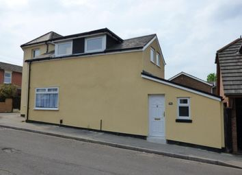 Thumbnail 2 bed maisonette for sale in Church Road, Woolston