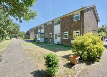 Thumbnail 3 bedroom end terrace house for sale in Naseby Gardens, St. Neots, Cambridgeshire