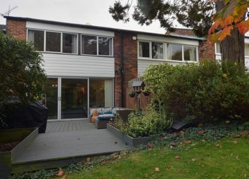 Thumbnail 3 bed terraced house for sale in Lingwood Close, Chilworth, Southampton