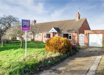 Thumbnail 3 bed semi-detached bungalow for sale in Silver Street, Stevington, Bedford