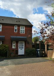 Thumbnail 1 bed terraced house for sale in Packwood Close, Handsworth Wood