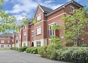 Thumbnail 2 bed flat to rent in Darlington Road, Basingstoke