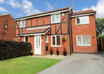Thumbnail 3 bed semi-detached house for sale in Whitemoss, Norden, Rochdale