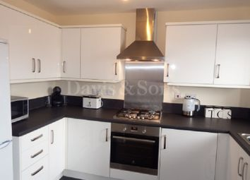 Thumbnail 1 bed flat for sale in Lysaght Avenue, Newport, Gwent.