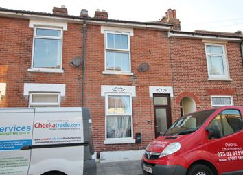 Thumbnail 4 bed terraced house for sale in Leopold Street, Southsea