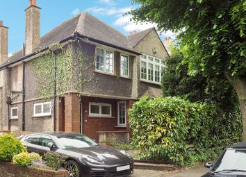 Thumbnail 4 bed detached house for sale in Carshalton Park Road, Carshalton