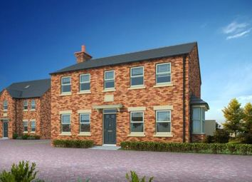 Thumbnail 4 bed detached house for sale in Papplewick Farm, Hucknall