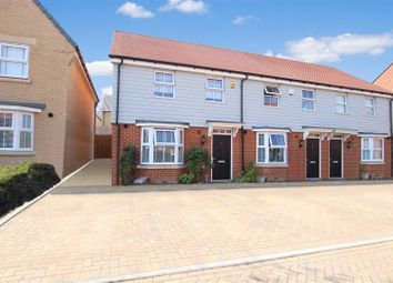 Thumbnail 3 bed semi-detached house for sale in Kingswood Court, East End Road, Bradwell-On-Sea, Southminster