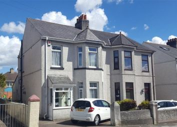 Thumbnail 3 bed semi-detached house for sale in West Down Road, Plymouth, Devon