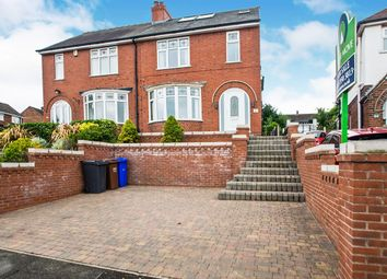 Thumbnail 4 bed semi-detached house for sale in Ladywood Road, Ilkeston, Derbyshire