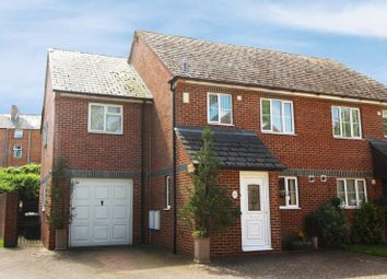 Thumbnail 4 bed semi-detached house for sale in Gilkes Yard, Banbury, Oxfordshire