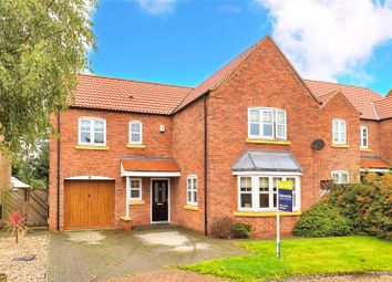 Thumbnail 4 bed detached house for sale in New Forest Way, Kingswood, Hull, East Yorkshire