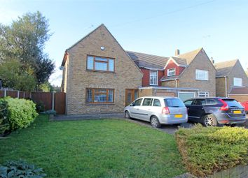 Thumbnail 4 bed semi-detached house for sale in Grayshott Close, Sittingbourne