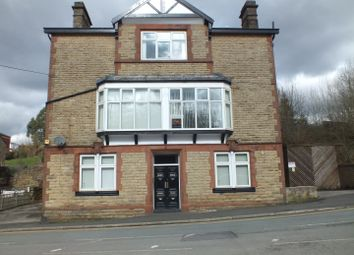 Thumbnail 2 bed flat for sale in Hollins Clough House, Micklehurst Road, Mossley, Ashton-Under-Lyne