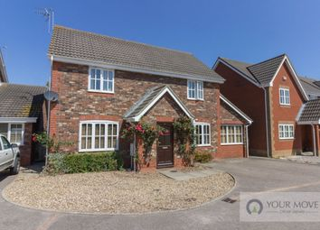 Thumbnail 5 bed detached house for sale in Harrop Dale, Carlton Colville, Lowestoft