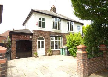 Thumbnail 3 bed semi-detached house to rent in First Avenue, Ashton-On-Ribble, Preston