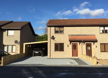 Thumbnail 2 bedroom flat to rent in Spey Avenue, Fochabers