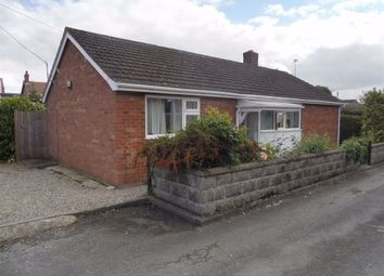 Thumbnail 2 bed bungalow for sale in 2, Ashfield Drive, Llanymynech, Powys