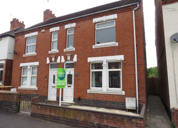 Thumbnail 2 bed semi-detached house for sale in Thomas Street, Tamworth