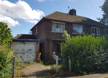 Thumbnail 3 bed semi-detached house for sale in 17 Lime Grove, Scunthorpe, Lincolnshire