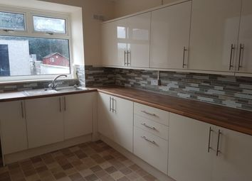 Thumbnail 2 bed terraced house to rent in Swansea Road, Garden Village