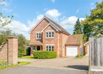 Thumbnail 4 bed detached house to rent in Napper Close, Ascot, Berkshire