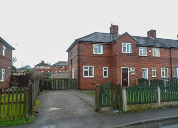 Thumbnail 3 bed end terrace house for sale in West Street, South Kirkby, Pontefract