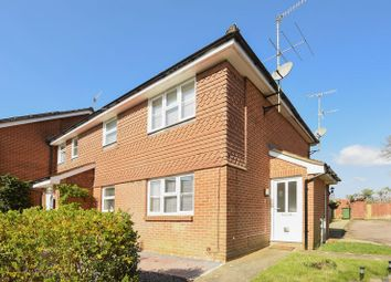 Thumbnail 1 bed terraced house for sale in Bakers Way, Capel, Dorking