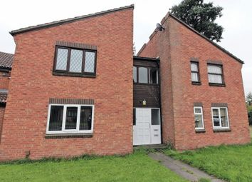 Thumbnail 1 bedroom flat for sale in Circuit Close, Willenhall, West Midlands