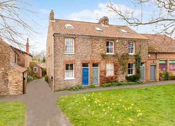 Main Street, Heslington, York YO10. 4 bed terraced house for sale