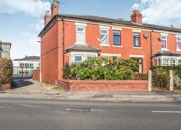 Thumbnail 3 bed terraced house for sale in Collins Road, Bamber Bridge, Preston