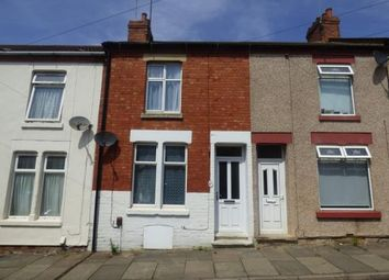 Thumbnail 3 bed terraced house for sale in Essex Street, Semilong, Northampton, Northamptonshire