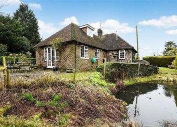 Thumbnail 3 bed detached bungalow for sale in Bodle Street Green, Hailsham