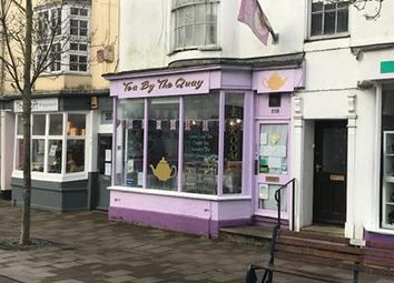 Thumbnail Restaurant/cafe for sale in Tea By The Quay, 51B Northumberland Place, Teignmouth, Devon